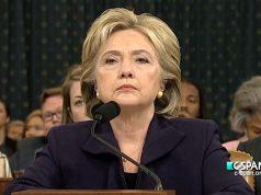 Clinton testifies on Benghazi