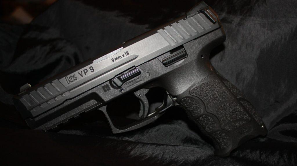 HK handgun