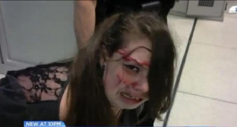 TSA takes down obvious threat to national security, a 19-yr-old cancer patient.
