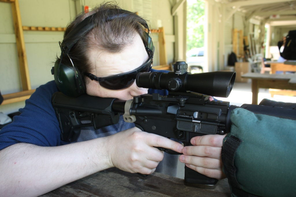 Gun prohibition groups seeking to ban semi-auto rifles have a credibility problem. (Dave Workman photo)