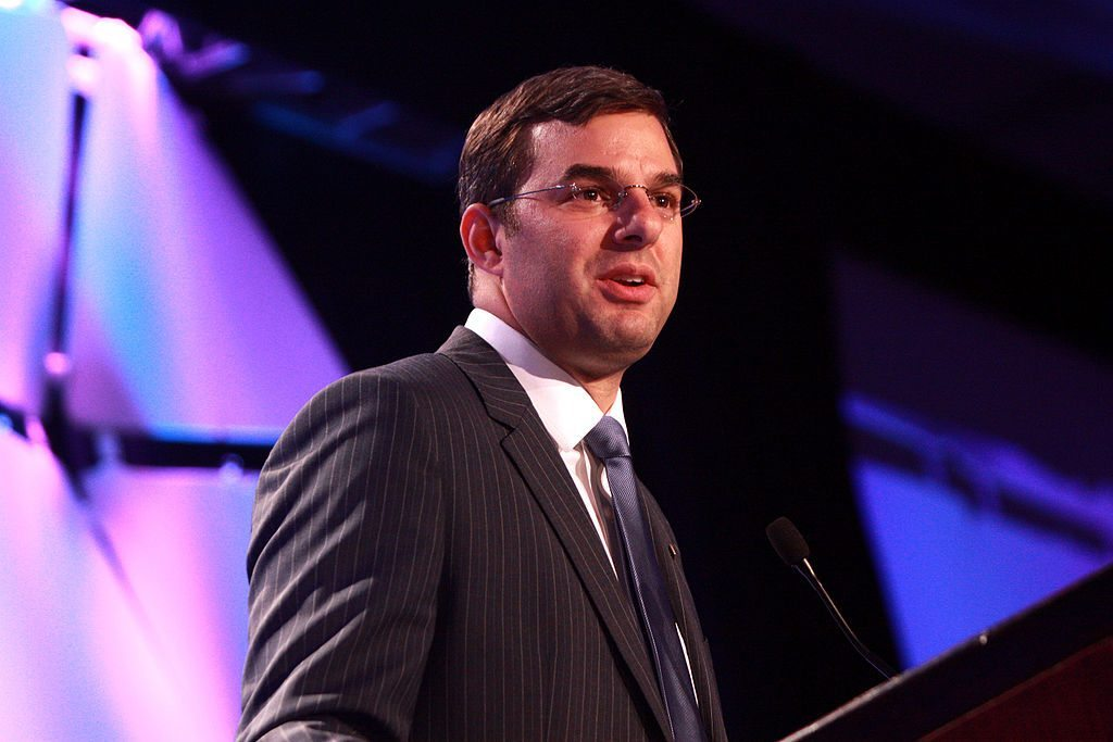 Justin Amash warns of a bill to take guns based on pre-crime