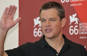 Matt Damon advocates for gun confiscation in US.