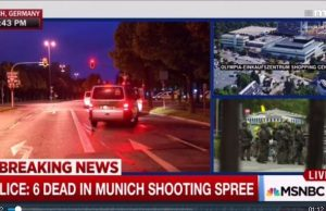 MSNBC ties Munich terrorism to GOP