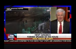 Newt Gingrich says Muslims who believe in Sharia law should be deported