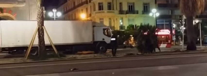 Video: Police Gunfight with Nice, France Terrorist