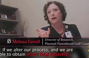CMP releases first half of 2016 video of Planned Parenthood discoveries