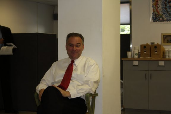 Tim Kaine promises amnesty bill in first 100 days