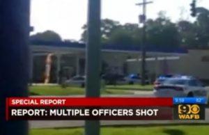 Black Lives Matter, Baton Rouge, shooting, celebrate, Islamists