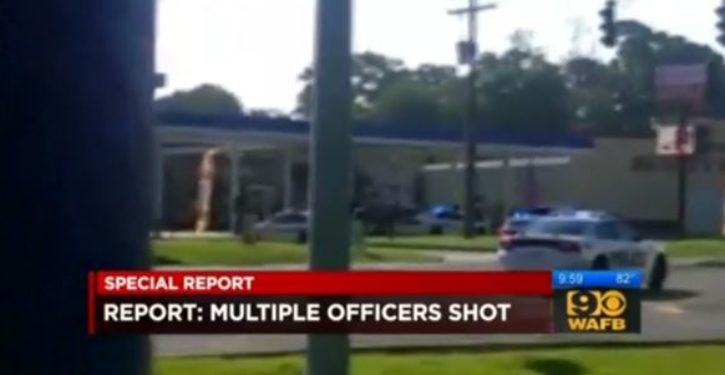 Black Lives Matter, Baton Rouge, shooting, celebrate, Islamists