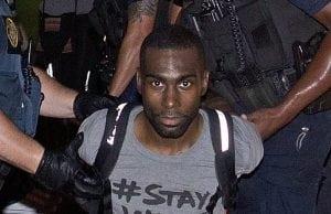 deray mckesson arrested