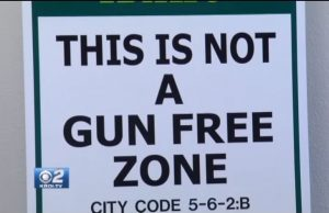 Not a gun-free zone