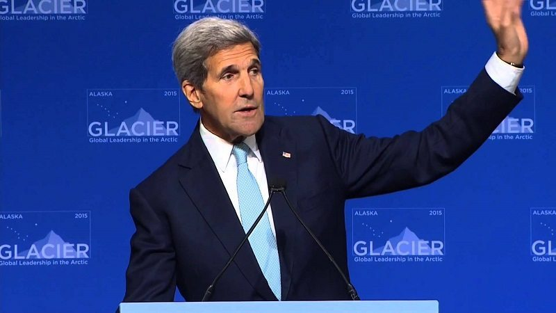 John Kerry says air conditioners and refrigerators are as dangerous as ISIS terrorists