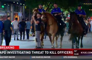 Austin PD responds to threats to kill officers