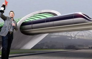 Musk seeks Russian investment for his Hyperloop project