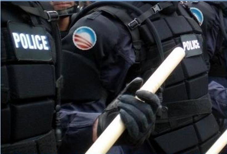 federalized police