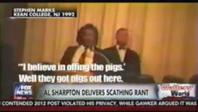 Sharpton - pigs