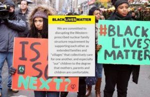Black Lives Matter wants to destroy the nuclear family