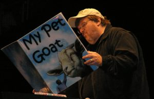 Michael Moore marks 100th anniversary of National Parks Service by attackint the rich.
