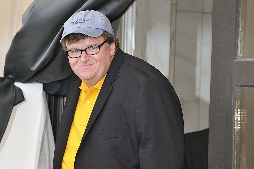 Michael Moore compared Trump, supporters to Nazis, encourages violence