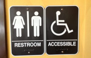 unisex restrooms to be the norm in federal offices