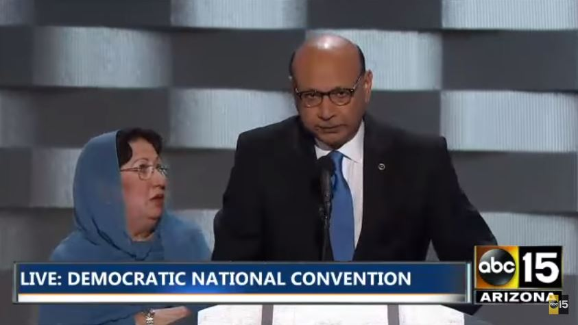 Khizr Khan once wrote that all laws, including the Constitution, should be subordinated to Sharia law.