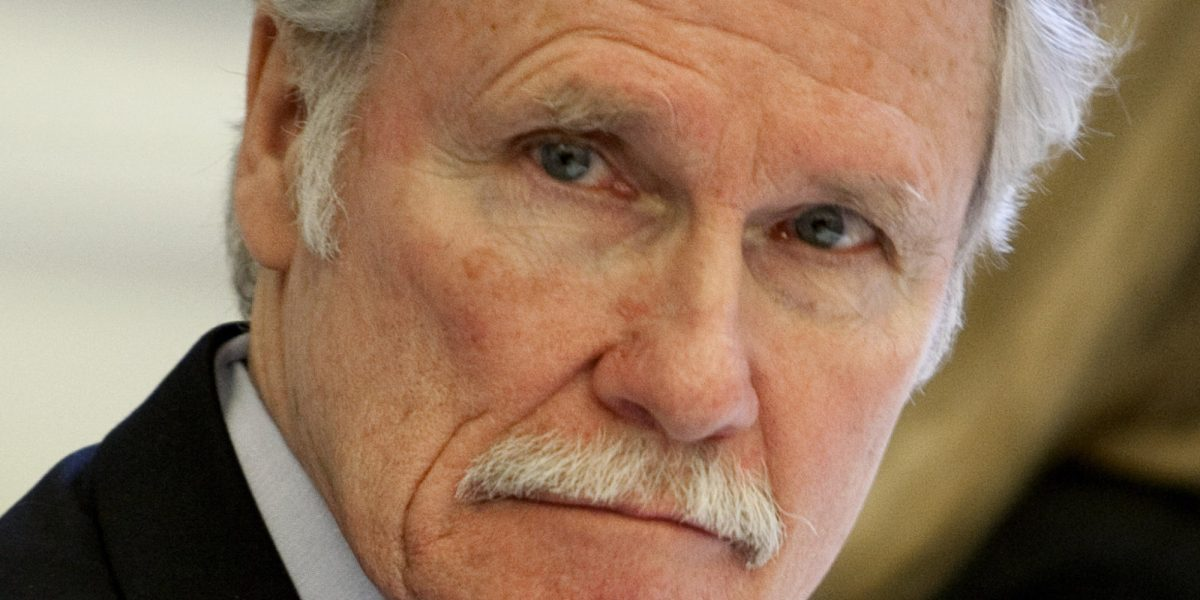 John Kitzhaber, architect of Cover Oregon disaster, tells us how to fix Obamacare