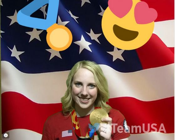 19-year-old Ginny Thrasher wins first Olympic gold for shooting, actor Wil Wheaton slams, then says it was a