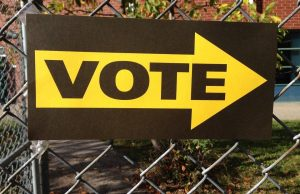 Voter fraud -- blogger told to vote twice