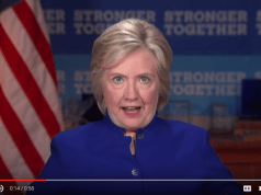"""Hillary screams """"Why aren't I 50 points ahead?"""""""