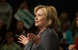 Clinton - Need gun control to fight terrorism