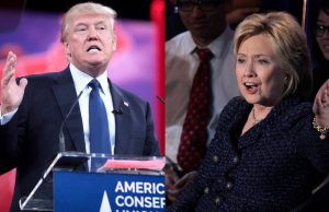 Trump-Clinton live stream debate