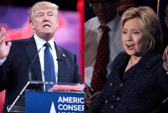 Trump-Clinton live stream debate