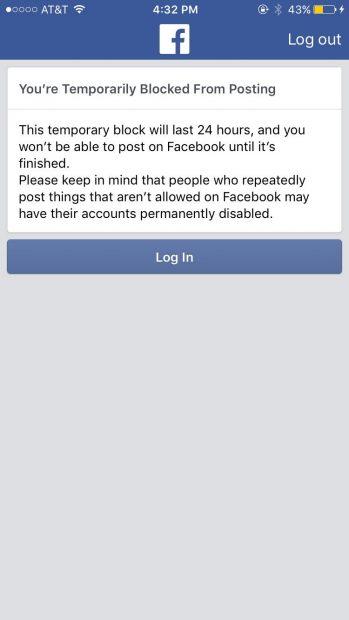 Facebook bans CJ Pearson