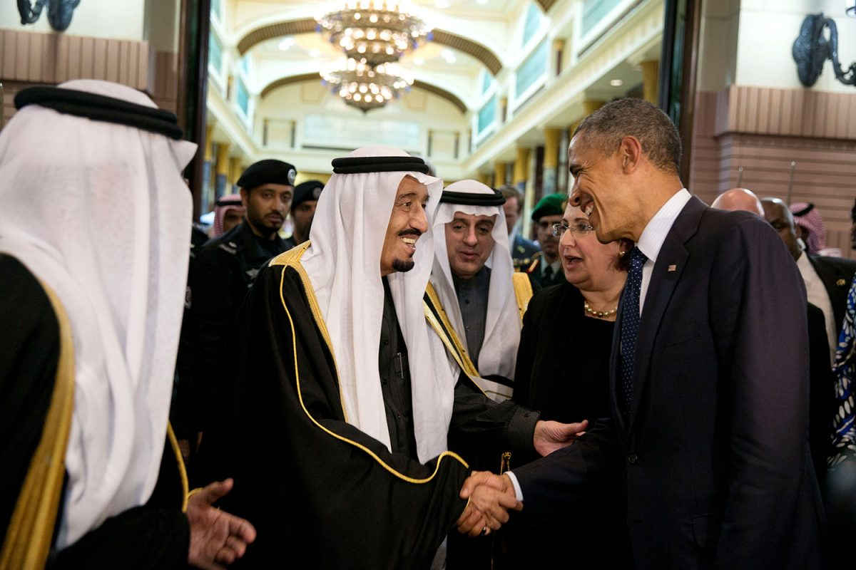 Obama threatens to veto bill that lets families of 9/11 victims sue Saudi Arabia