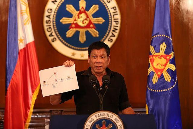 """Phillipine Pres. Rodrigo Duterte calls Obama a """"son of a whore."""""""