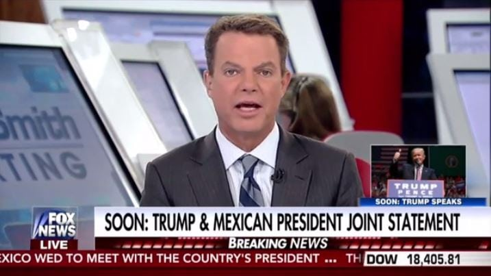 Shepard Smith lies about voter ID on air
