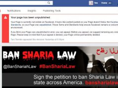 Ban Sharia Law unpublished