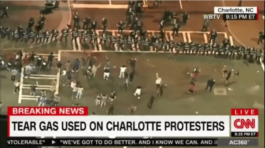 Communist agitators in Charlotte call for bloodshed and revolution