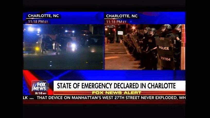 Man shot in NC had gun in hand