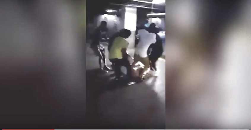 Man dragged and beaten in Charlotte