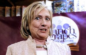 clinton wanted to burn blogger