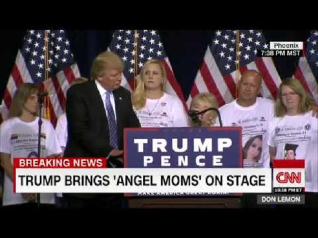 Angel Moms under fire.