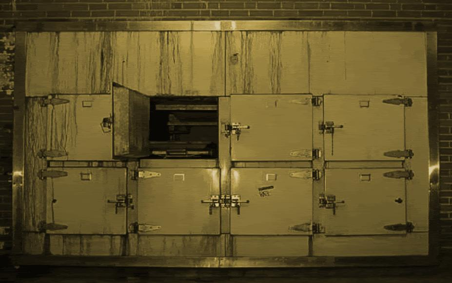 Morgue horror story. (Pinterest)