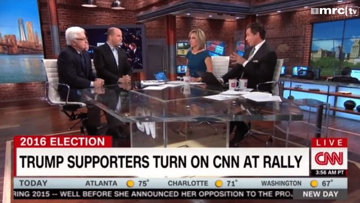 CNN whines