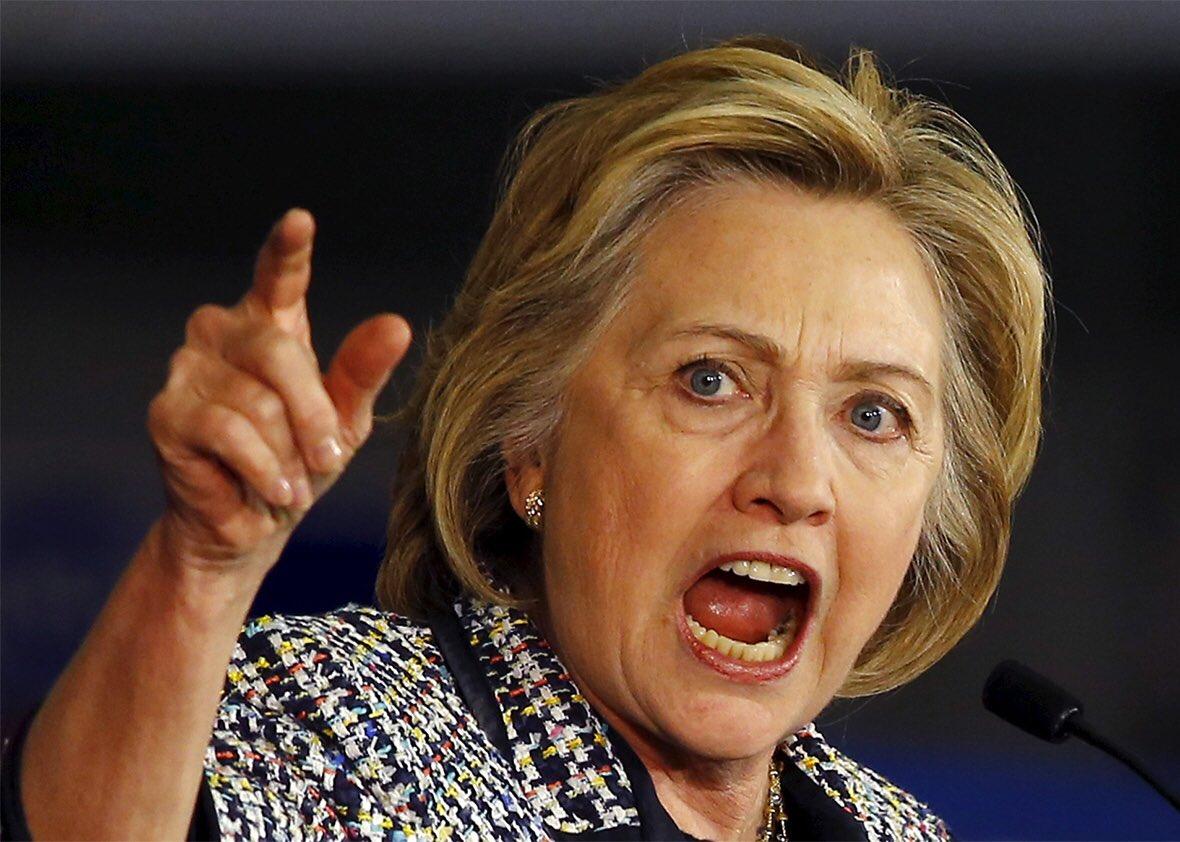 Hillary caught lying. (Twitter)