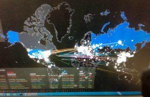 cyber attack on Russia