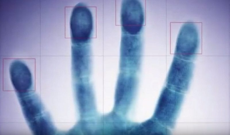 Feds Demand Everyone's Fingerprints at a Private Residence