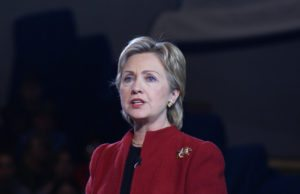 Hillary says Supreme Court wrong on Second Amendment