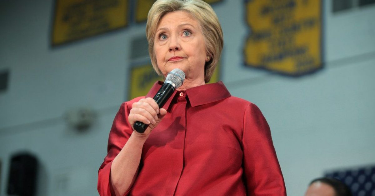 Clinton campaign admits: Hillary used same tax avoidance ...