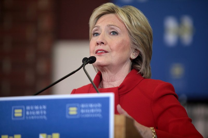 Hillary racist n-word